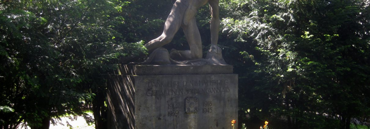 Steigfriedhof Stuttgart_Ehrenmal-Leibrock